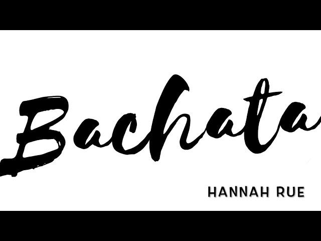 Bachata Mix - Aventura/Romeo Santos/Hector Acosta/Karlos Rosé/Daniel Santacruz   Hannah Rue