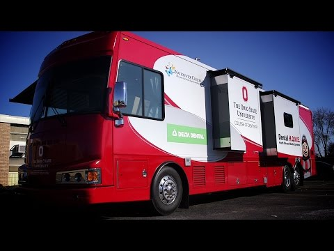 Ohio State's Mobile Dental Clinic