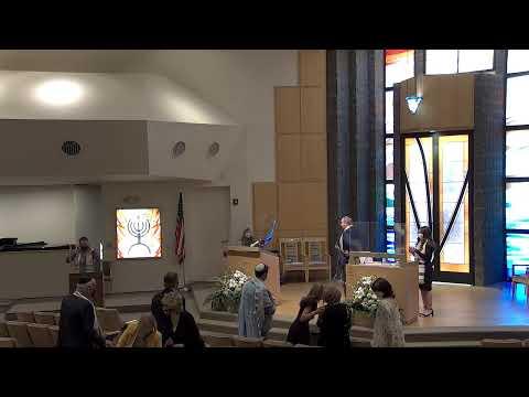 Saturday Morning 9am  Shabbat Service