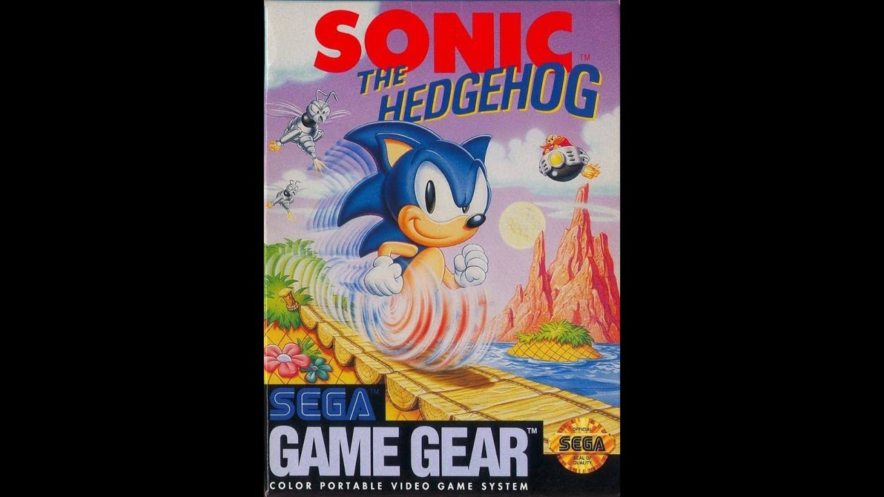Sonic The Hedgehog Video Walkthrough For Gamegear