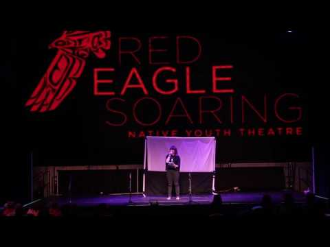 SIYAP 2015 Performance - Red Eagle Soaring