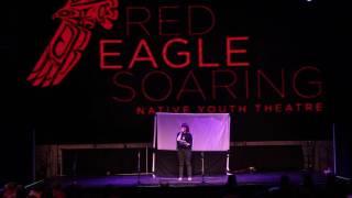 SIYAP 2015 Performance - Red Eagle Soaring