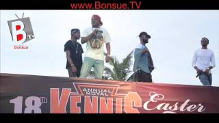 Video CDQ Live at the Kennis Music Easter Fiesta 2016 BonsueTV