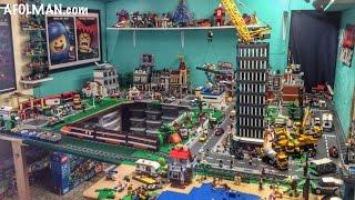 My Lego City Tour Update April 1, 2015  AFOL Man
