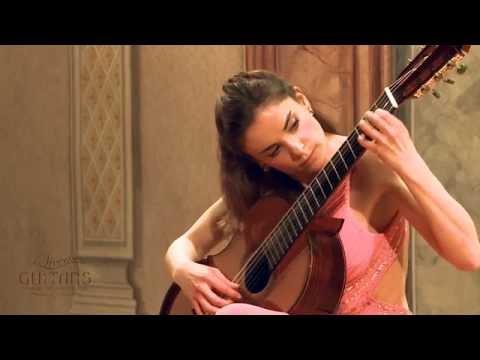 Ana Vidovic plays El Vito by José de Azpiazu  クラシックギター
