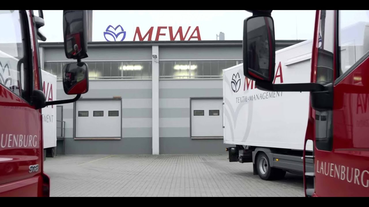 MEWA's unique textile management system – personal service with a systematic approach