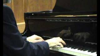 Bach Prelude 6 in D minor BWV 851