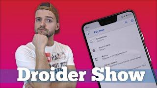 Pixel 3 XL ОБЗОР событий, Moto Razr возвращается, LG V40 на 5 камер | Droider Show #377