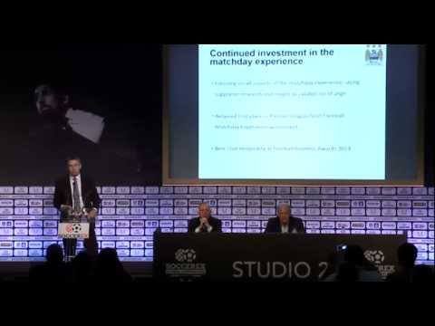 Soccerex Global Convention: The Future of Manchester City's Academy