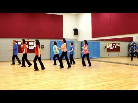 Greater Than Me - Line Dance (Dance & Teach in English & 中文)