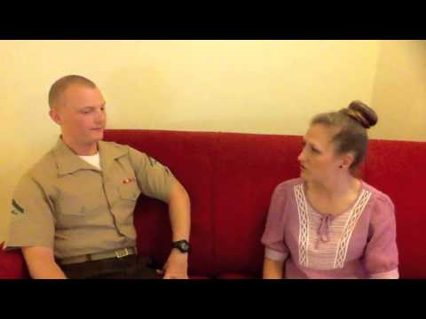 A Day in the Life of a U.S. Marine