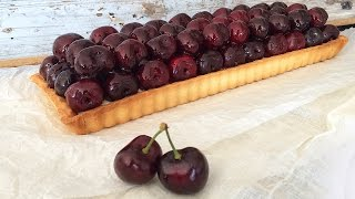 Cherry Pie Recipe How To Cook That Ann Reardon Dessert