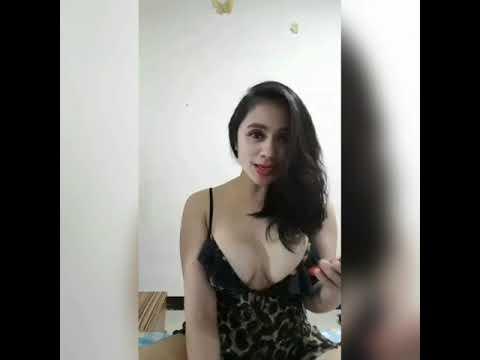 Kimaya Agata Dengan Lingerie Seksi Hot Main Sama OM OM Menang Banyak