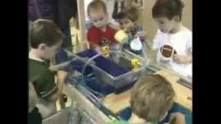 Sand and Water Table Play 1