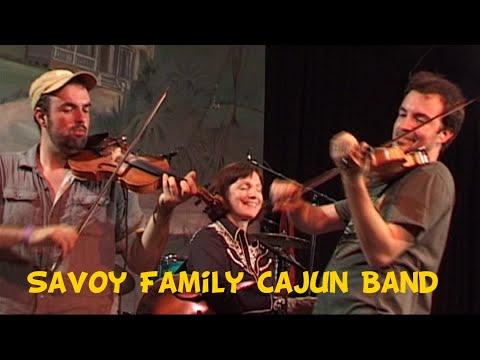 4.7 - Savoy Family Cajun Band (2) - PONTCHARTRAIN 2012
