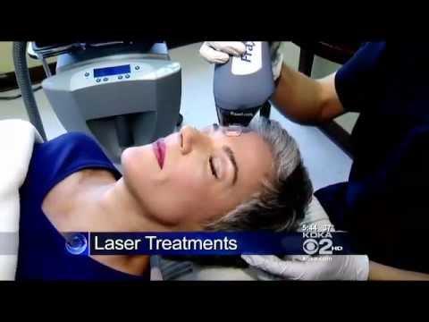No More Wrinkles!! The Fraxel Laser - KDKA-TV