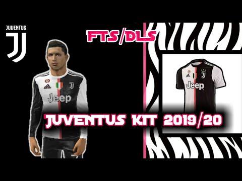 FTS/DLS 19 Juventus kit 2019/20 Home