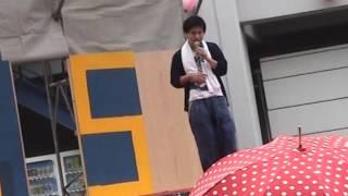 2015年10月11日 獨医祭特設stage 「光と影」(ハナレグミ) copy /上田大輔.