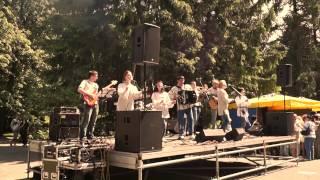 БАС ТВ - Яркий Фестиваль НКО - Калининград- 12 июня 2015 г.