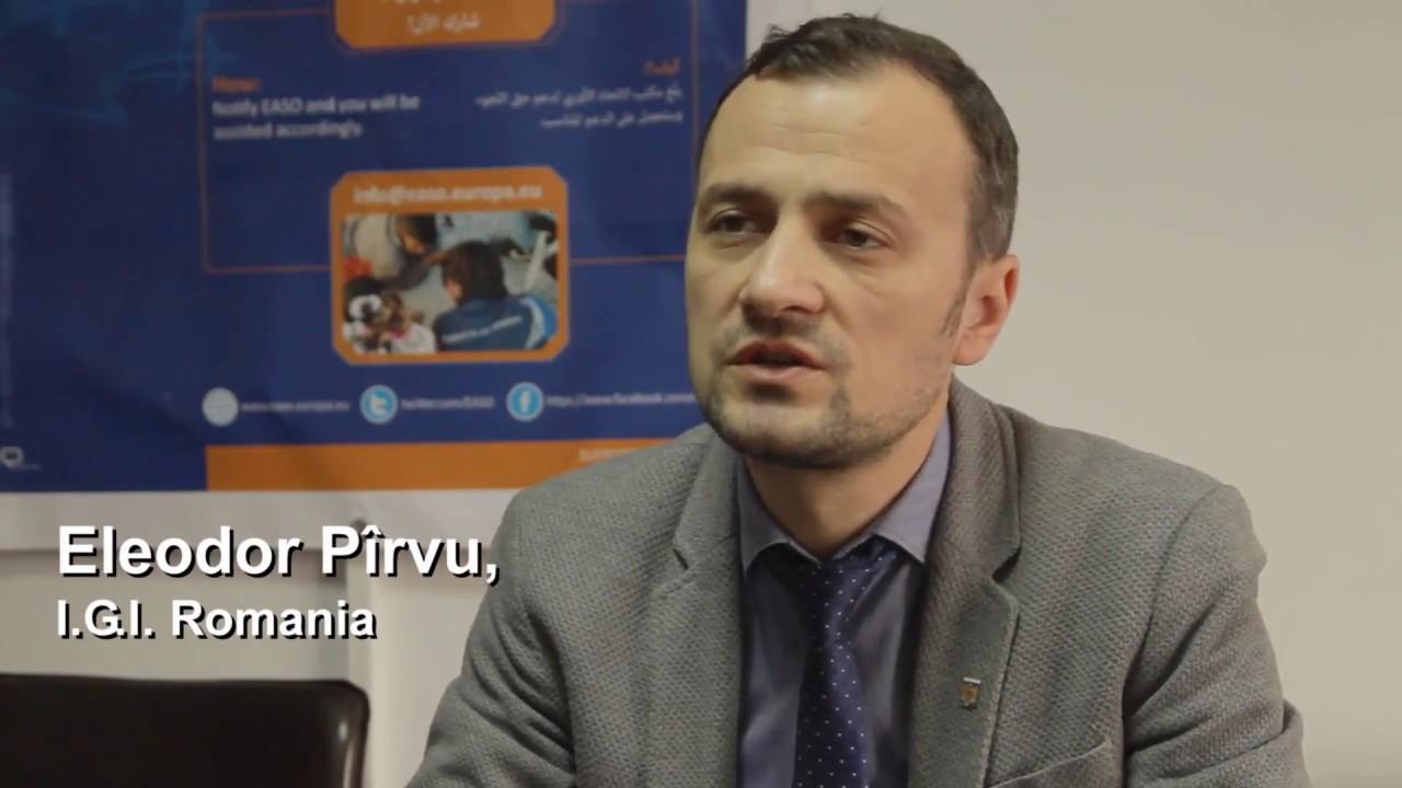Resultado de imagen de Eleodor Pîrvu, directorul adjunct