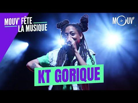 Youtube: KT GORIQUE:«Airforce»,«Like a bird»,«Ça m'énerve» (Concert Mouv' fête la musique)