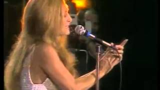 Dalida - FULL Concert in Prague '77