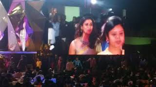 Nayanthara entry at award function