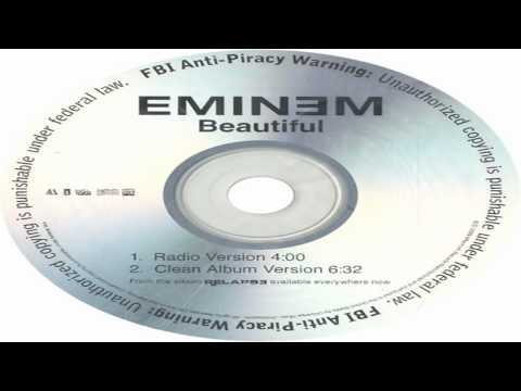 Eminem - Beautiful FLAC 946 KBS- Subscribe for download link !:)