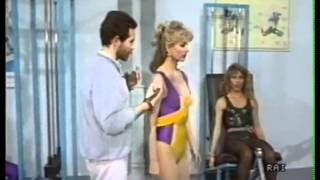 In Forma Con Barbara Bouchet 2