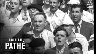 Football - England V France (1949)