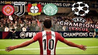 LA CHAMPIONS LEAGUE ILUSIONA!! | FIFA 18 Modo carrera #23