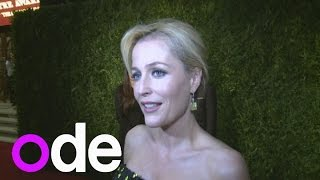 Gillian Anderson and Gala Gordon reveal their worst onstage moments