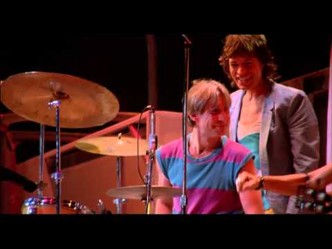 Rolling Stones - Introducing the band LIVE HD East Rutherford, New Jersey '81