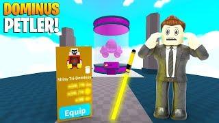 ⚔️ Efsane DEV Güncelleme! Dominus Petler! ⚔️   Saber Simulator   Roblox Türkçe