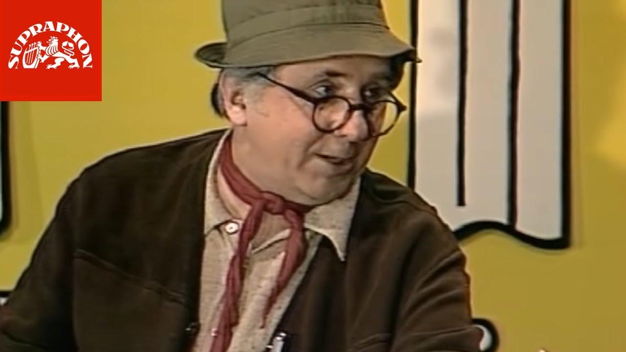 Felix Holzmann - Seznamovací kancelář - s Ivou Janžurovou