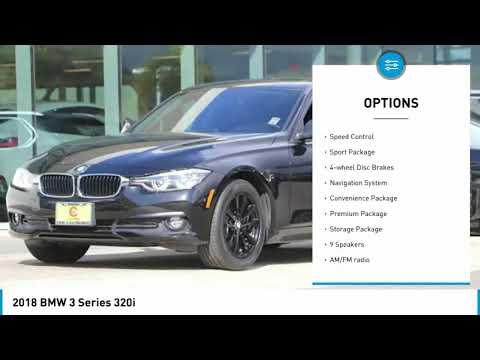 2018 Bmw 3 Series 320i For Sale In San Luis Obispo Ca U6475a Youtube