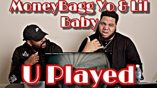 Moneybagg Yo – U Played feat. Lil Baby (Official Music Video) Reaction