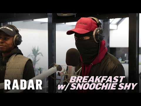 K-Trap on Breakfast w/ Snoochie Shy (Freestyle)