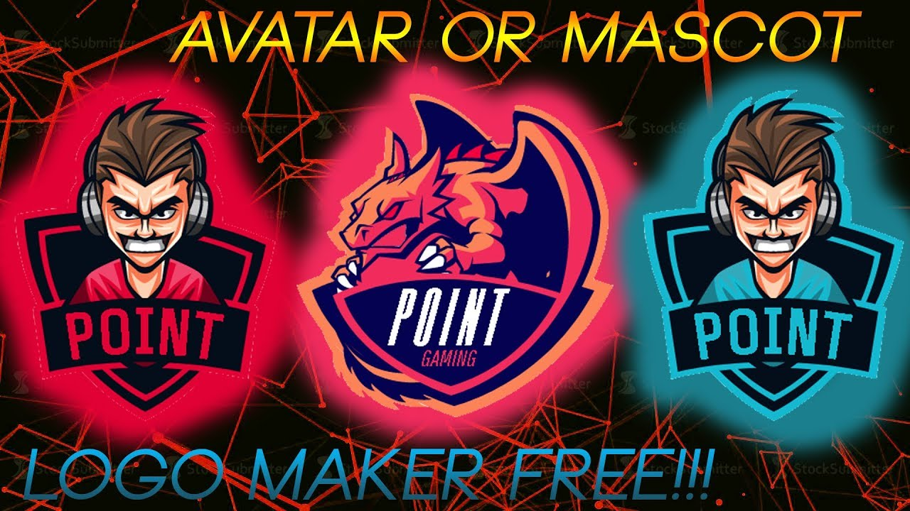 HOW TO GET YOUR OWN LEGENDARY AVATAR OR MASCOT LOGO FOR