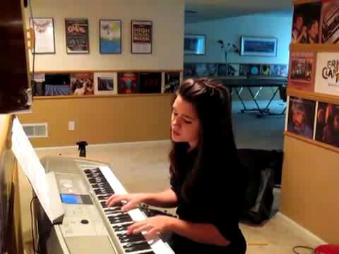 Katie Stevens singing Between the Lines by Sara Bareilles