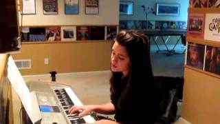 Gambar cover Katie Stevens singing Between the Lines by Sara Bareilles