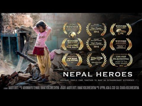 'Nepal Heroes' (2015) | Directed by Aaditi Dutt