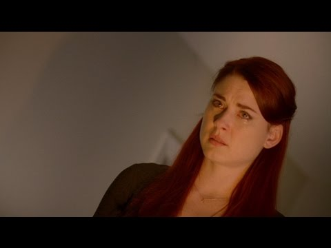 American Horror Story: Coven - Kaylee sets fire to Carter (Alexandra Breckenridge) 3x06