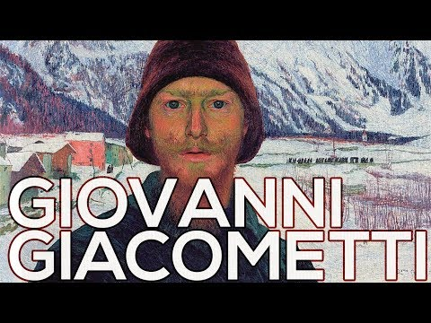 Giovanni Giacometti: A collection of 139 paintings (HD)