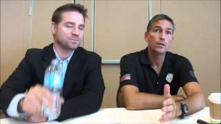 Person of Interest Interview with Executive Producer Greg Plageman and Jim Caviezel on Season 4 Thumbnail