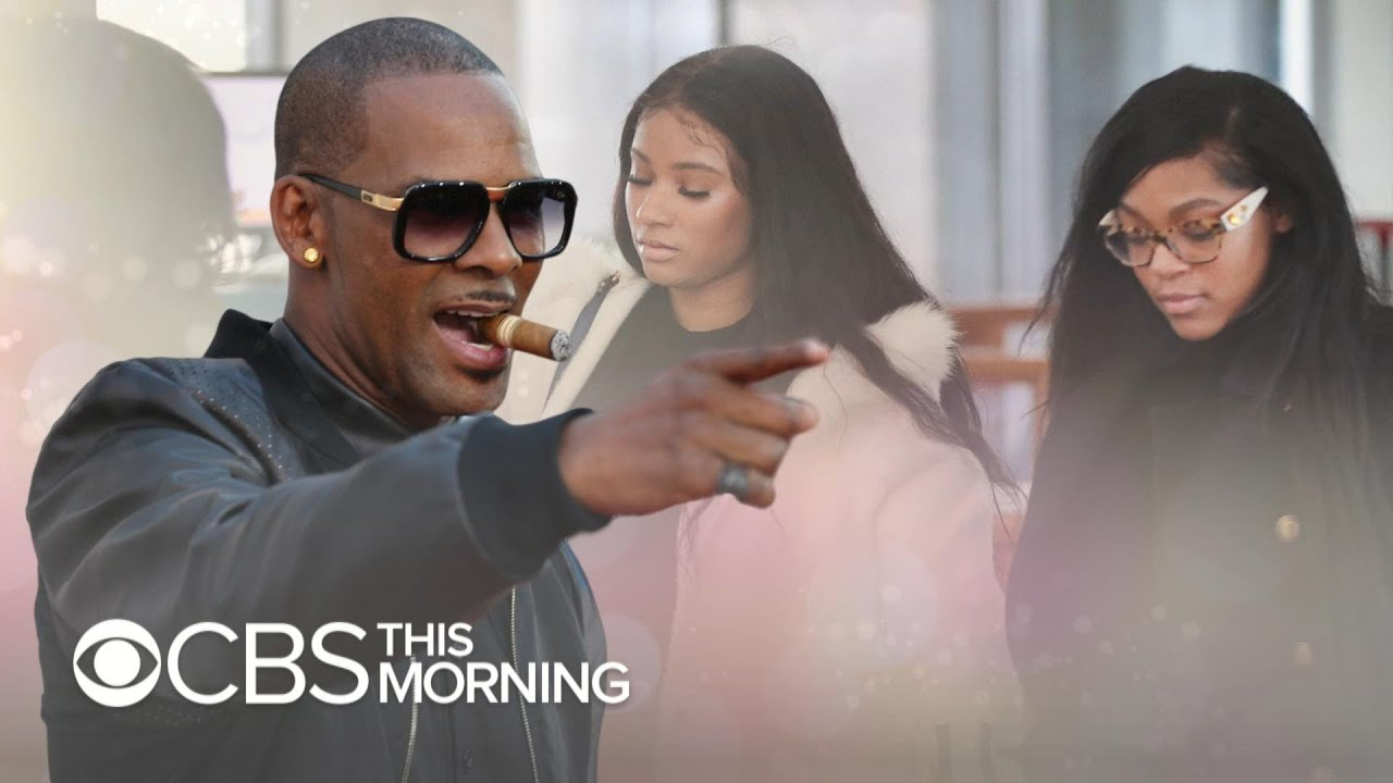 R. Kelly says parents of women he lives with handed their daughters over to him
