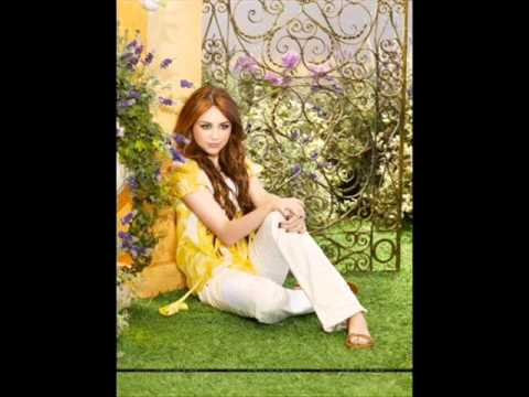 miley Cyrus Barefoot Cinderella