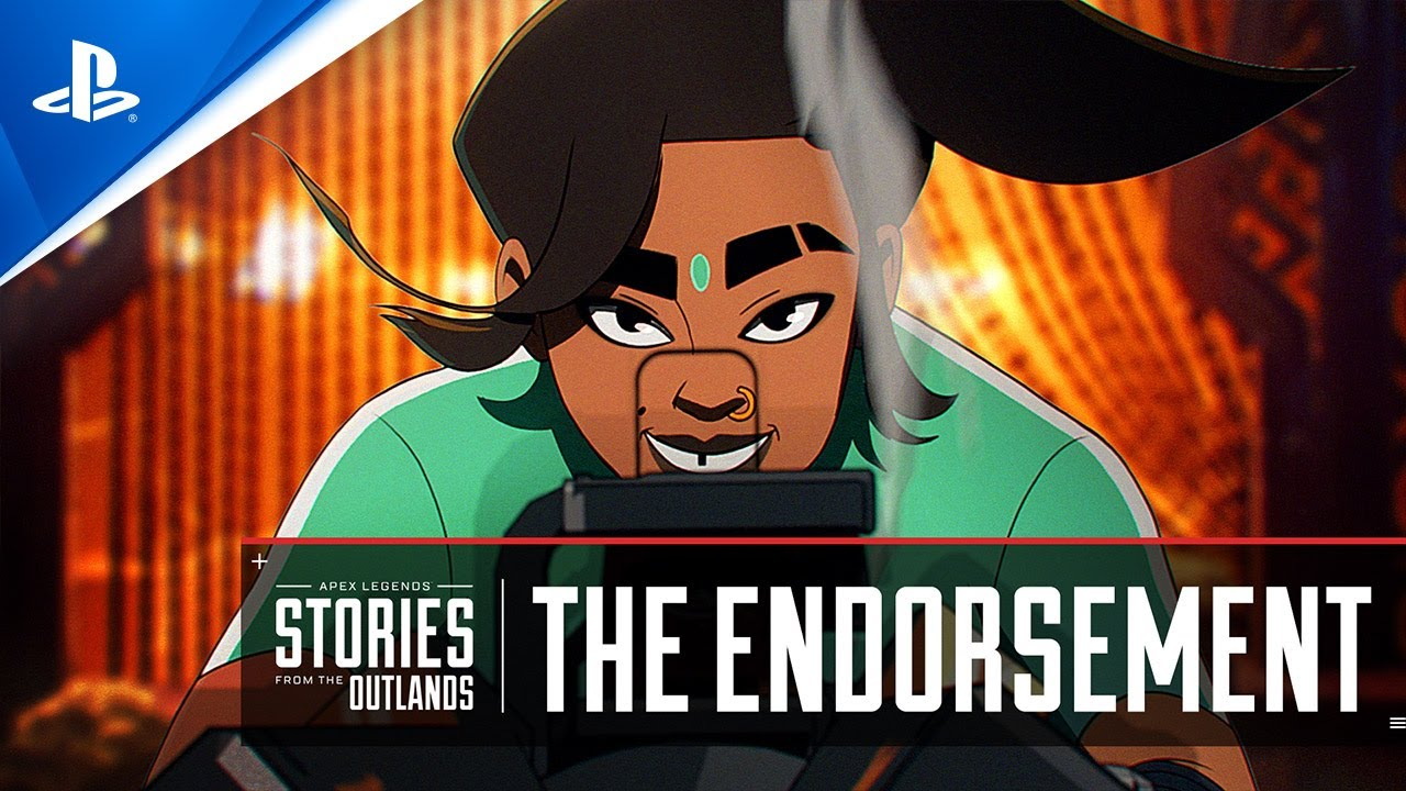 "Apex Legends | Stories from the Outlands – ""The Endorsement"" 