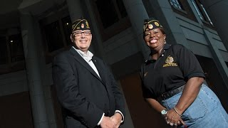 We Are The American Legion: Mark Shreve and Patricia Liddell