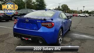 New 2020 Subaru BRZ Limited Tinton Falls NJ 19226